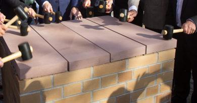 Immac feiert Grundsteinlegung Lengede Pflegeeinrichtung Pflegeimmobilie Neubau Dorea Familie