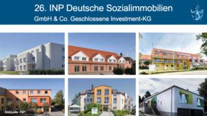 26 INP Deutsche Sozialimmobilien Pflegefonds Forum für Kapitalanlagen Fonds