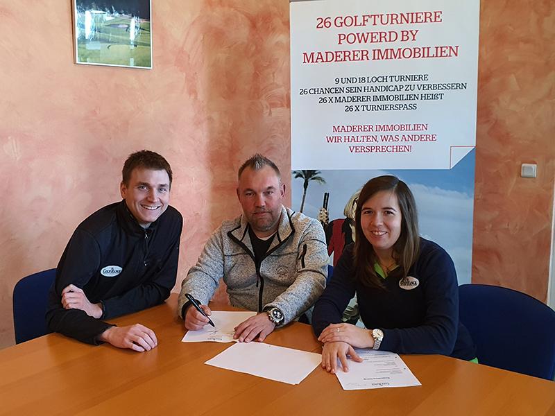 Maderer Immobilien Nürnberg Golf Sport Cup Immobilienmakler Nürnberg