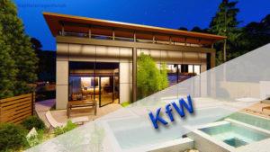Tilgungszuschuss KfW Förderung 120.000 18.000 Euro Zins Zinssatz 2020 Neubau