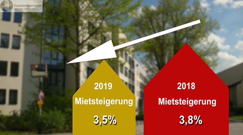 Mieten steigen nicht mehr so schnell an bundesweit in Deutschland Mieterhöhung Mietpreisbremse Forum