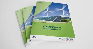 ÖKORENTA Erneuerbare Energien 11 startet den Vertrieb