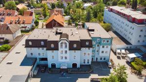 Pflegewohnungen Weilheim Bayern kaufen